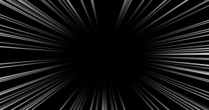 intensive_line_02 集中線 中央 小