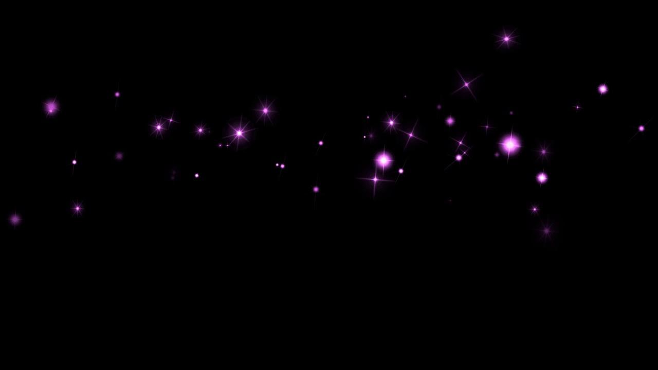 kirakira_02_purple キラキラ 星