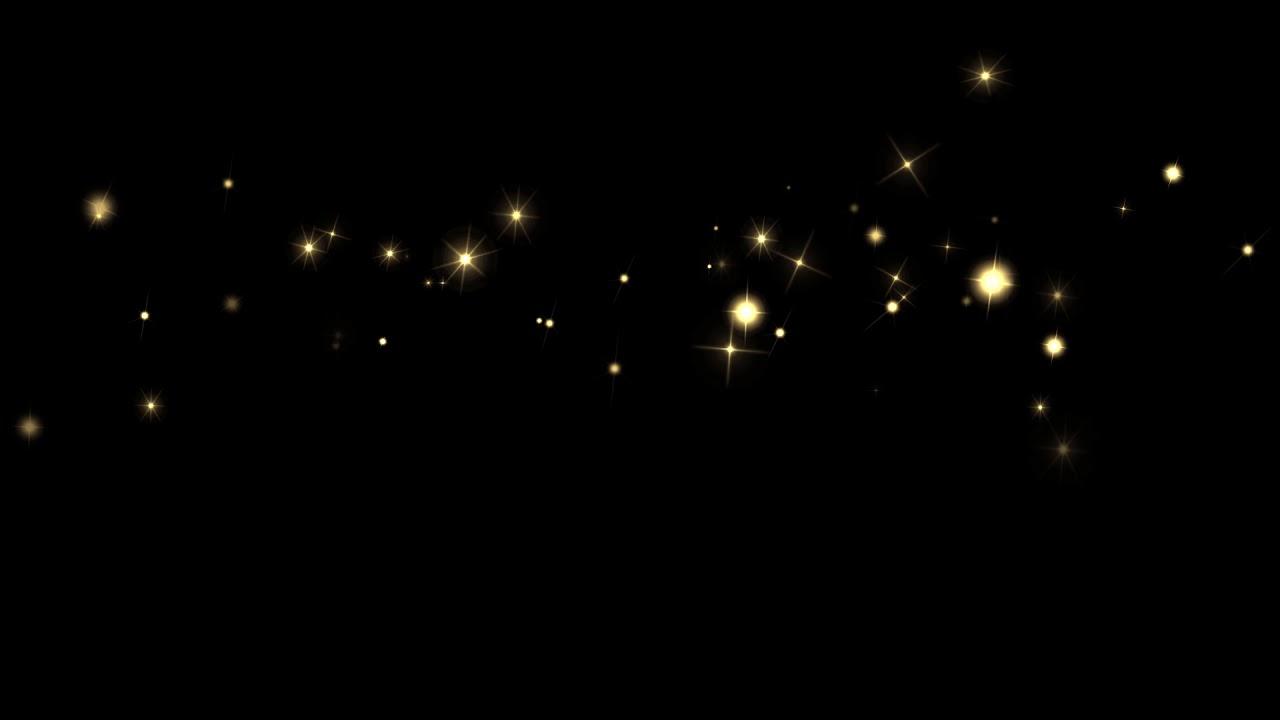 kirakira_02_yellow キラキラ 星