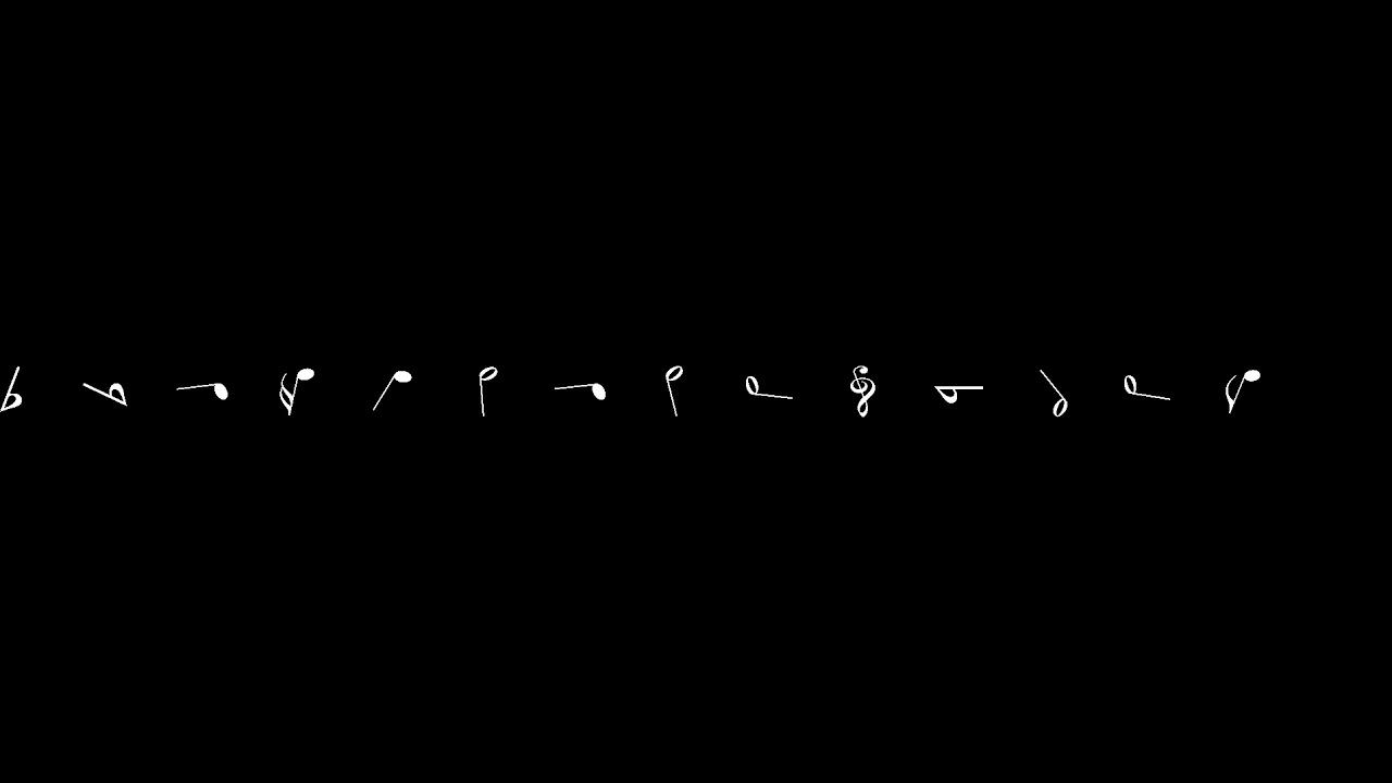 note_straight_white 音符