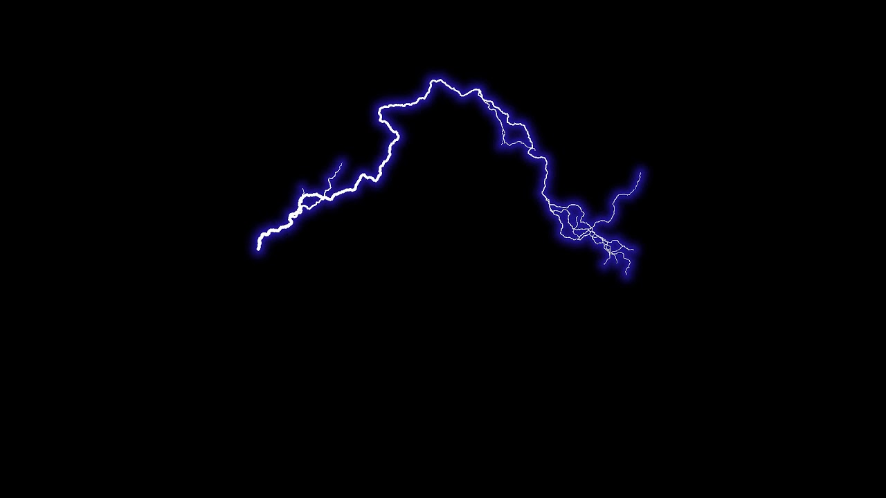 thunder_01 稲妻 雷